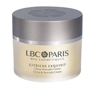 Wellnessurlaub: Citriche Exquisit-Citrus-Avocado Creme by LBC Paris